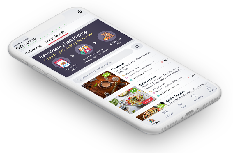Purchase our Food & beverages app to Reshape your Business Enchanting