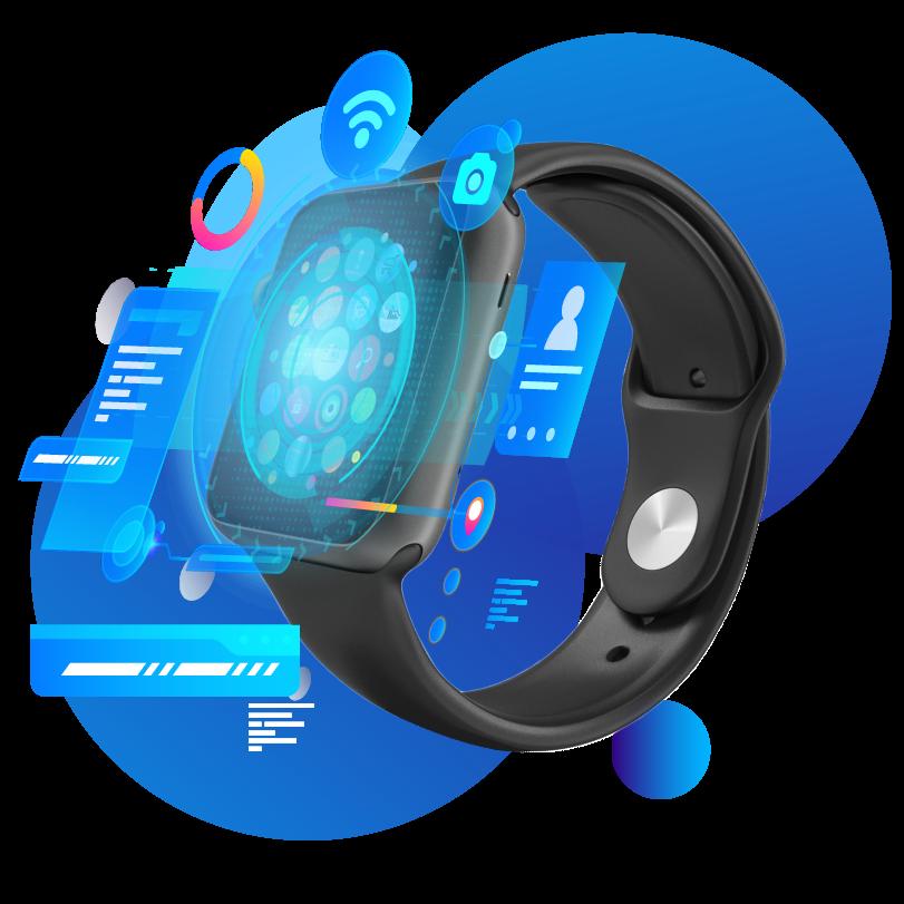 Wearable App Development Company
